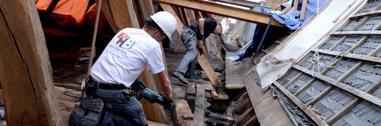 PHB Werknemers Dakwerkzaamheden
