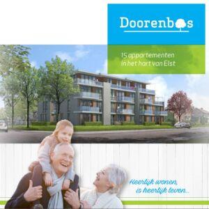 Brochure Appartementen Doorenbos