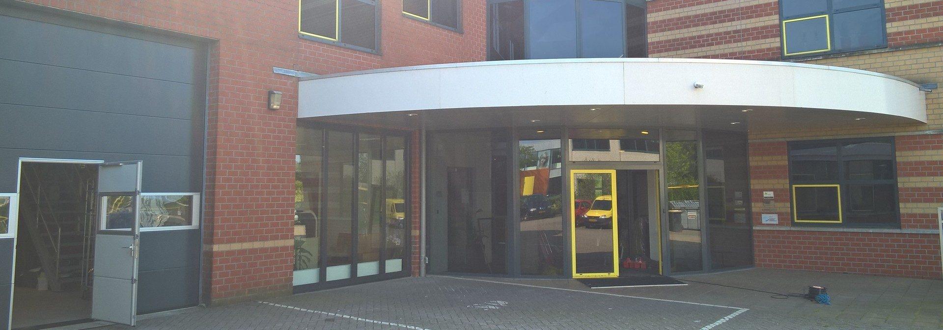 Van Dorp Installaties banner