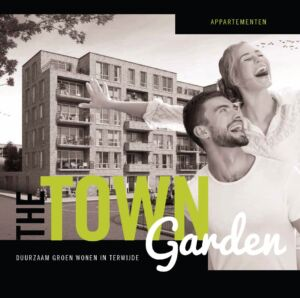 brochure appartementen The Town Garden