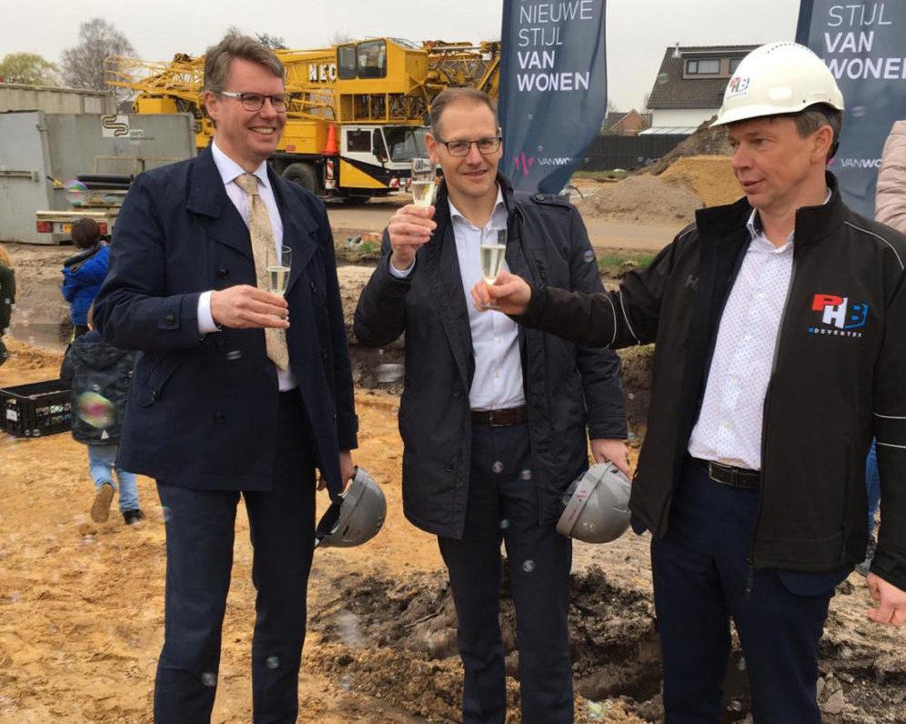 Park Zuidbroek Apeldoorn nieuwbouw project