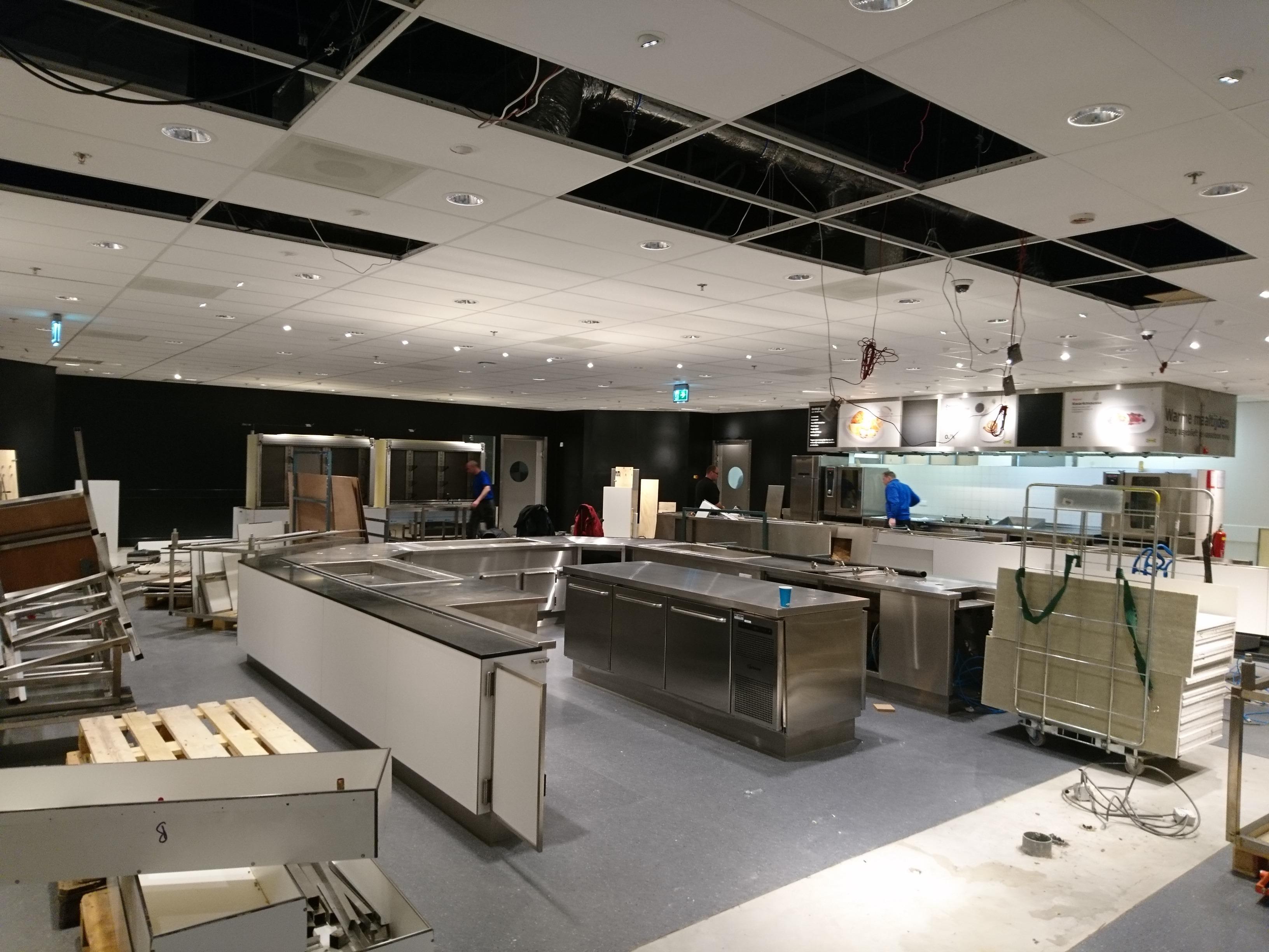 Verbouw IKEA keuken 2