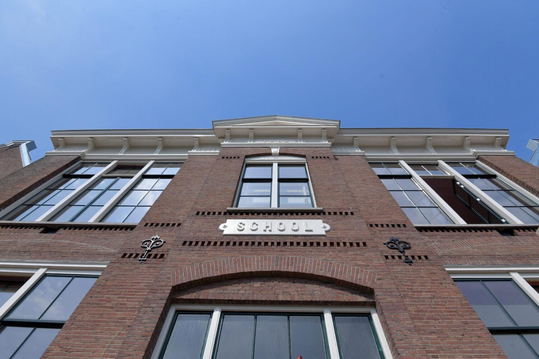 Houtmarkt school