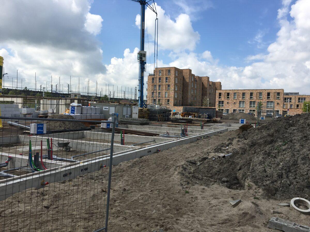 Overzicht nieuwbouw woningen