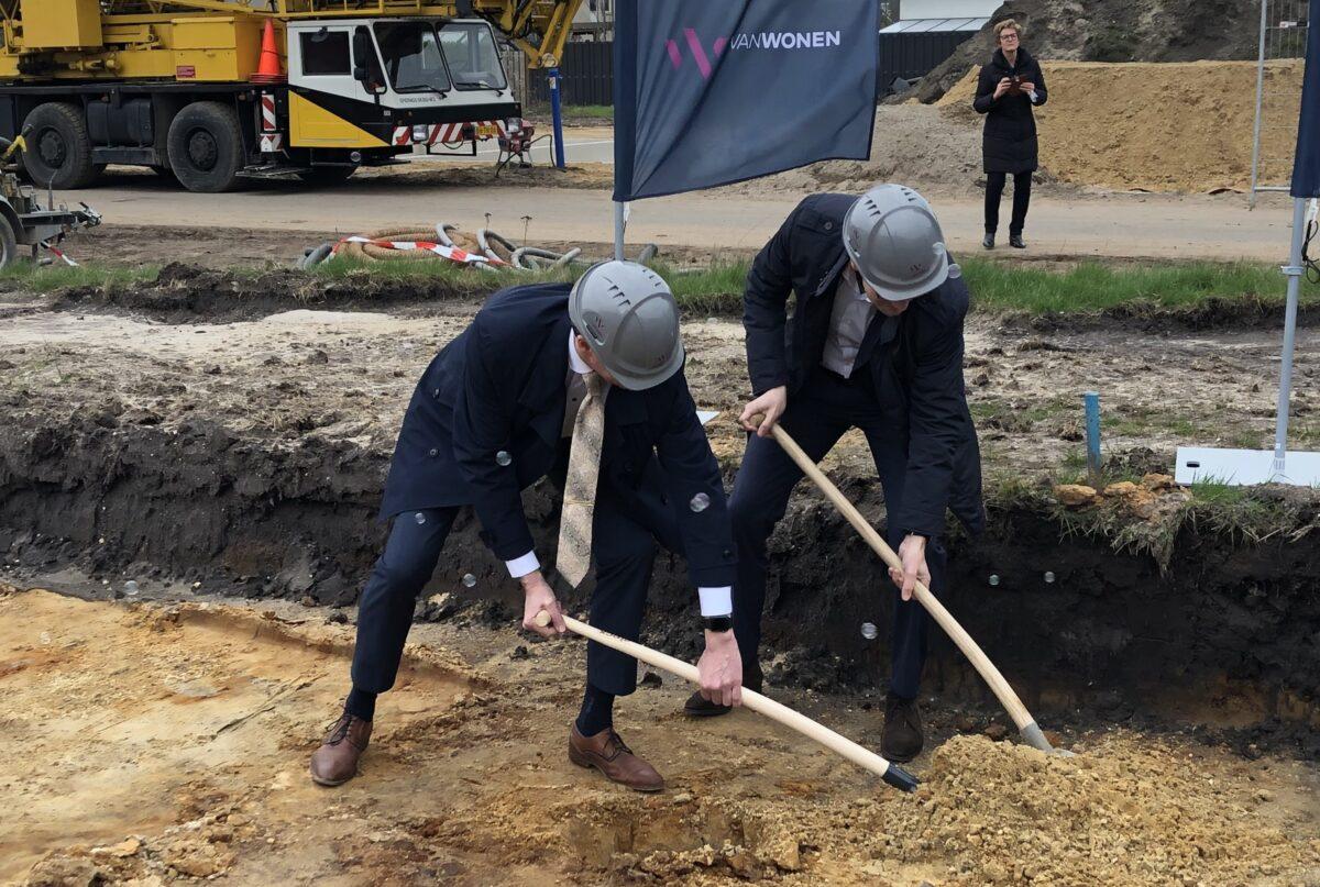 Tijdcapsule 2 Park Zuidbroek Apeldoorn nieuwbouw project