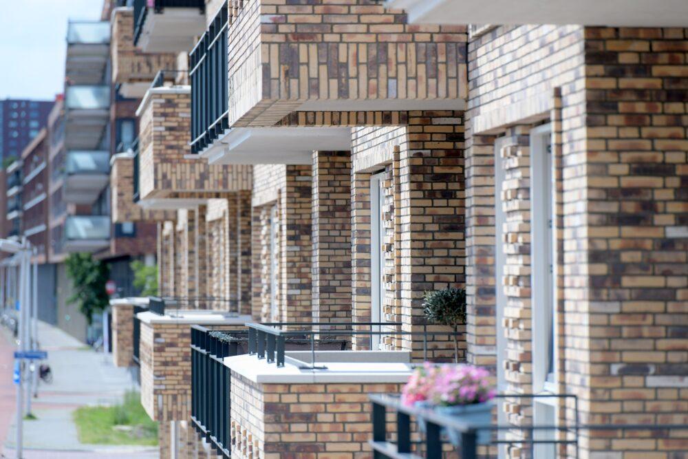 Town Garden balkons