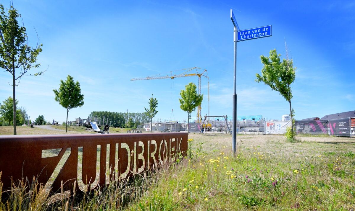Project park zuidbroek nieuwbouw