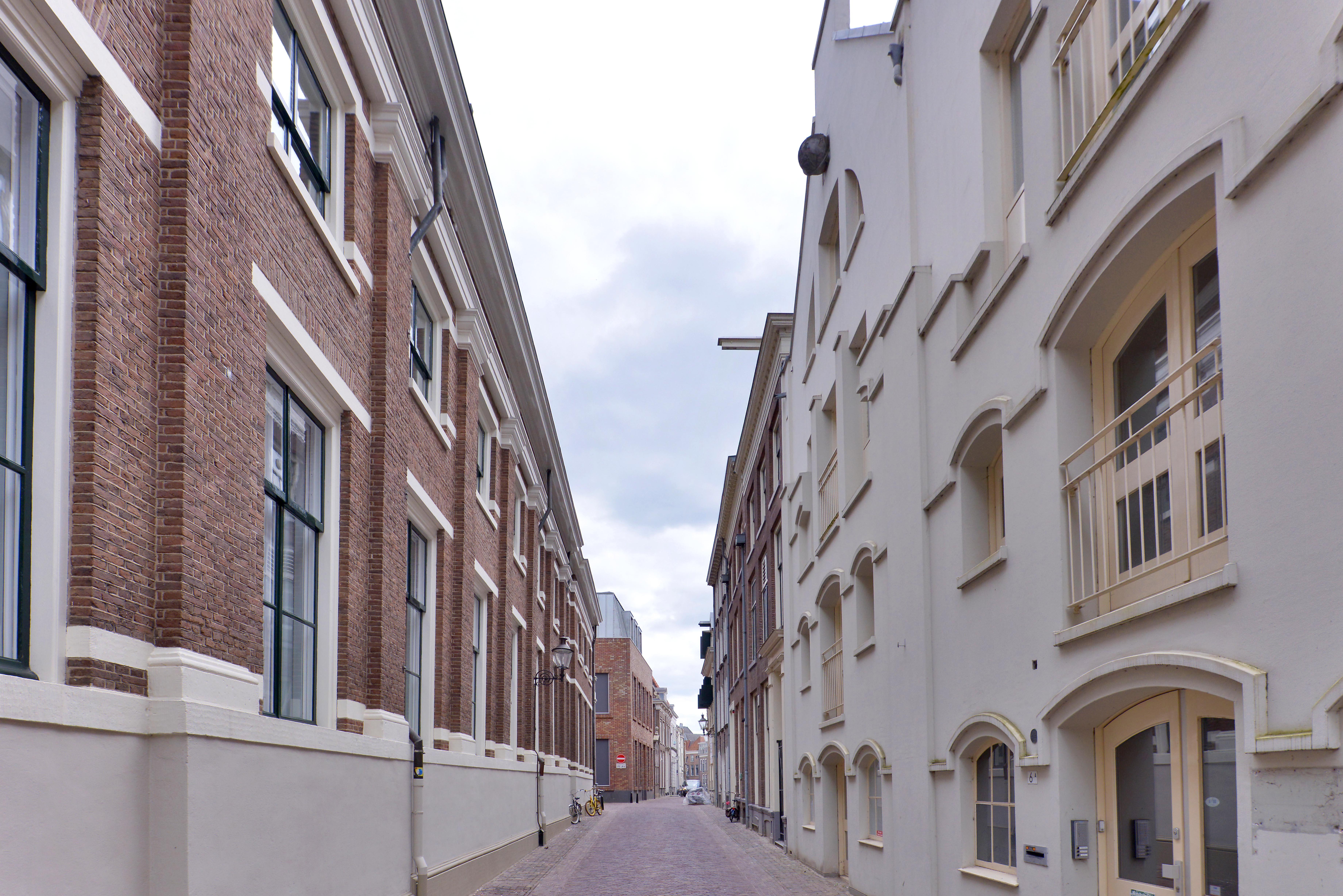 Polstraat straataanzicht