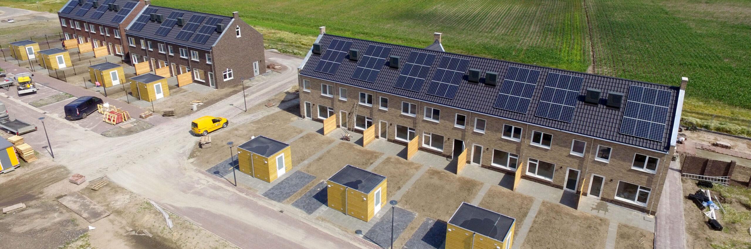 Project Steenbruggen nieuwbouw