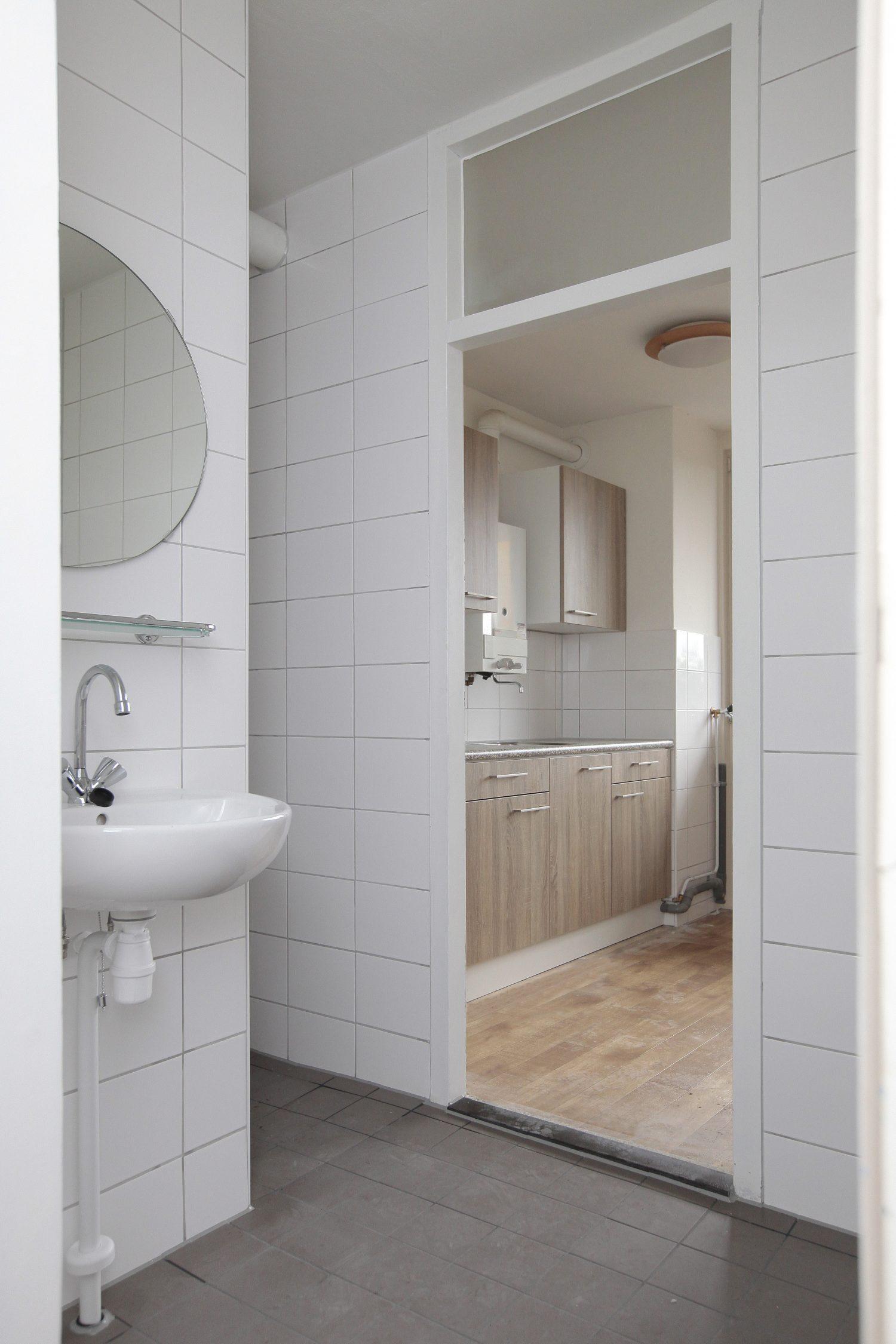 veldboeket ede badkamer