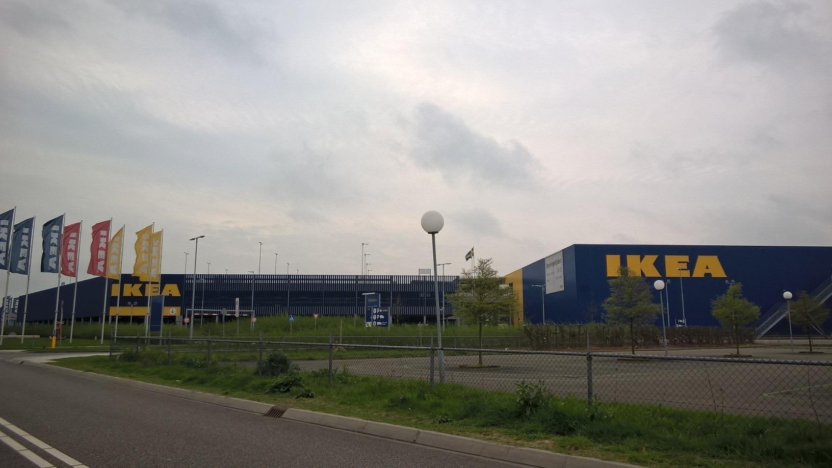 Verbouw IKEA keuken 1