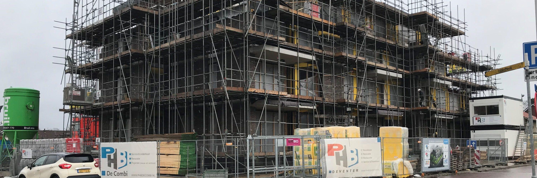 Nieuwbouw project Doorenbos Elst